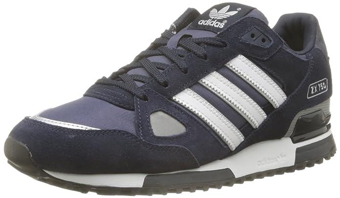 24a306d59fb Adidas Originals ZX 750 Sports Casual Shoes Men s Trainers  Amazon.co.uk   Shoes   Bags
