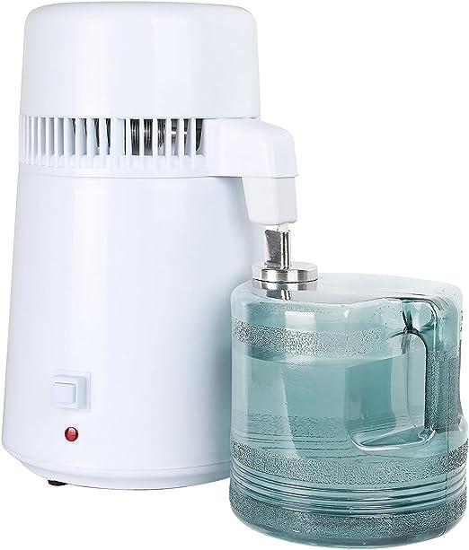 Guellin 4L Destilador de Agua 220V 750W Purificador Filtros de ...