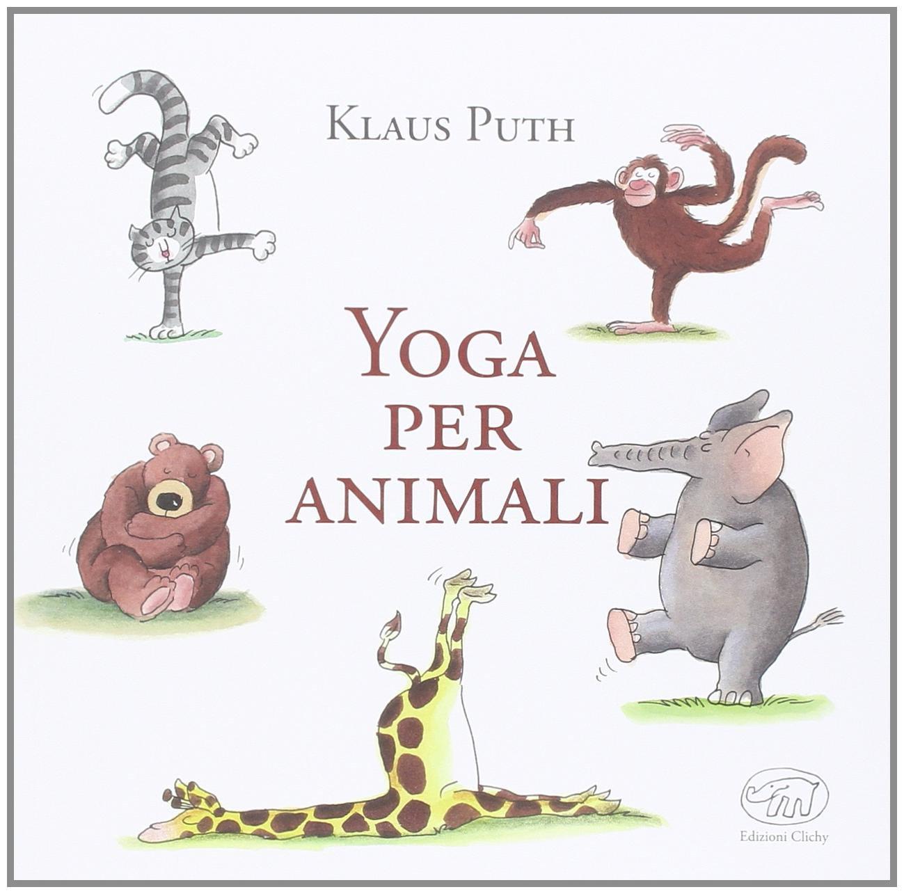 Yoga per animali (Beaubourg): Amazon.es: Klaus Puth: Libros ...