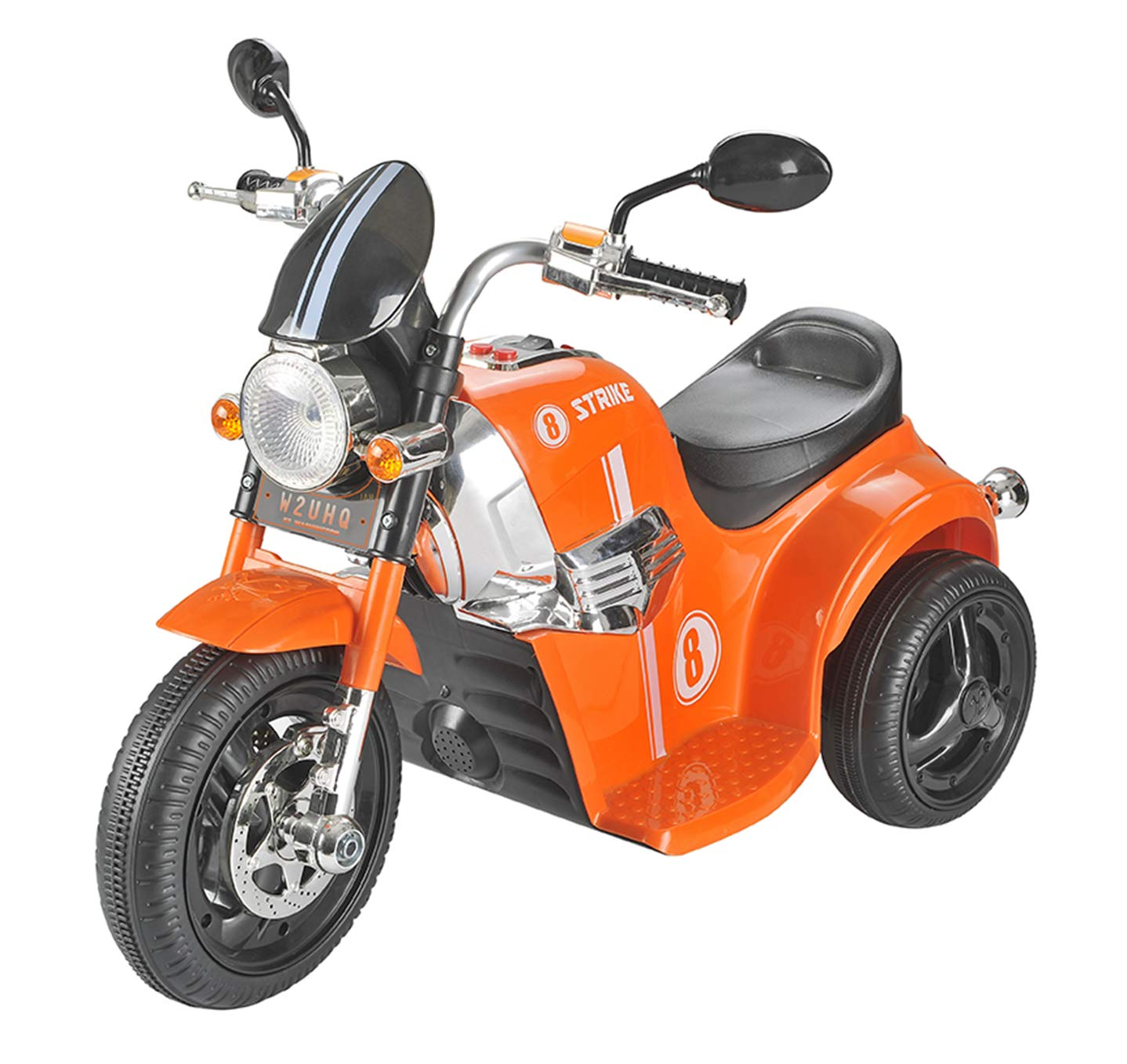 Toyhouse Samurai Strike 8 Rechargeable Battery Operated Bike for Kids review