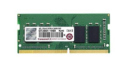 Transcend 4 GB DDR4 2400 Mhz Laptop RAM