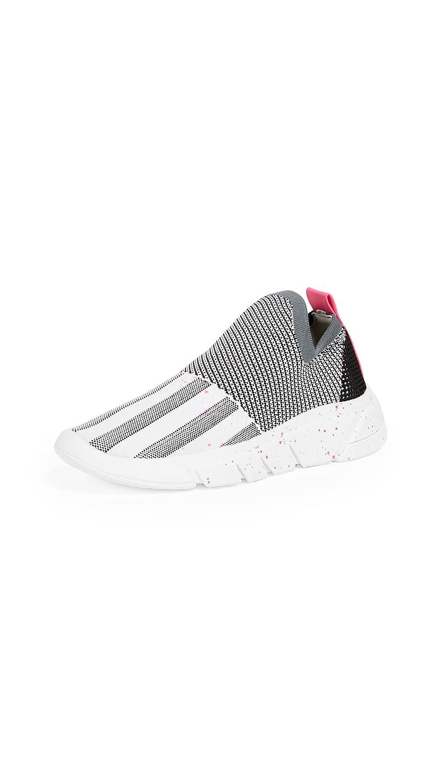 KENDALL + KYLIE Women's Caleb Sneaker B078SH9NKL 11 B(M) US|White & Pink