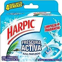 Harpic Canastilla Frescura Activa para Baño, 35g