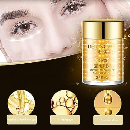 TAOtTAO - Bolsas de ojos para crema de ojos de oro, crema ...