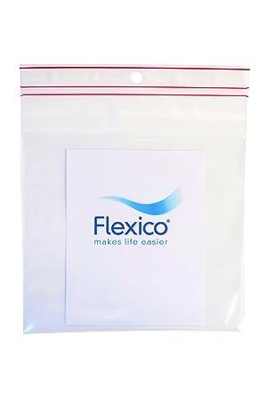 Minigrip itm020812 cartón de 1000 bolsas plástico Zip con ...