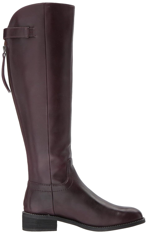 Franco Sarto 7 Women's Brindley Equestrian Boot B06XWHS2BJ 7 Sarto B(M) US|Dark Burgundy 1889d2