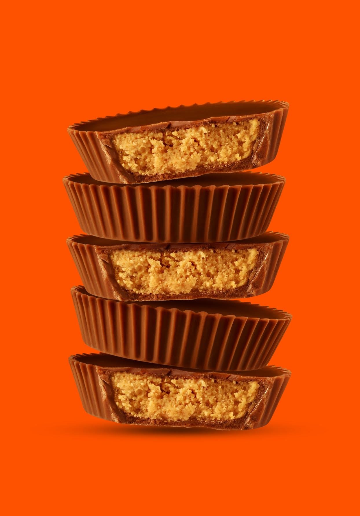 REESE'S Peanut Butter Cups, Chocolate Candy, Snack Size, 19.5 Ounce, Pack of 2 by Reese's