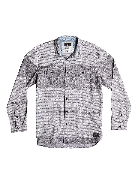 Herren Hemd lang Quiksilver Retire Young Shirt LS