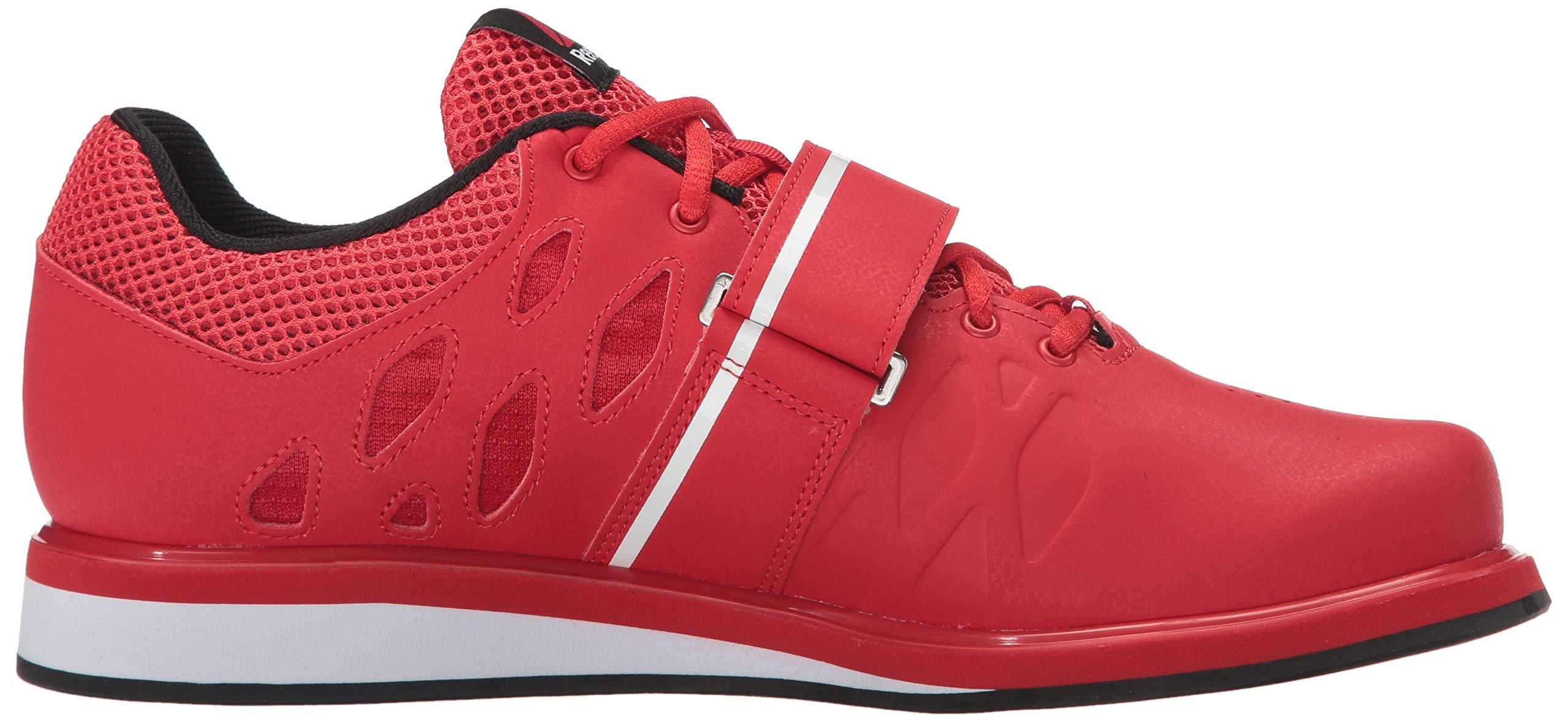 Reebok Men's Lifter Pr Cross-Trainer Shoe, Primal Red/Black/White, 7.5 M US by Reebok (Image #12)