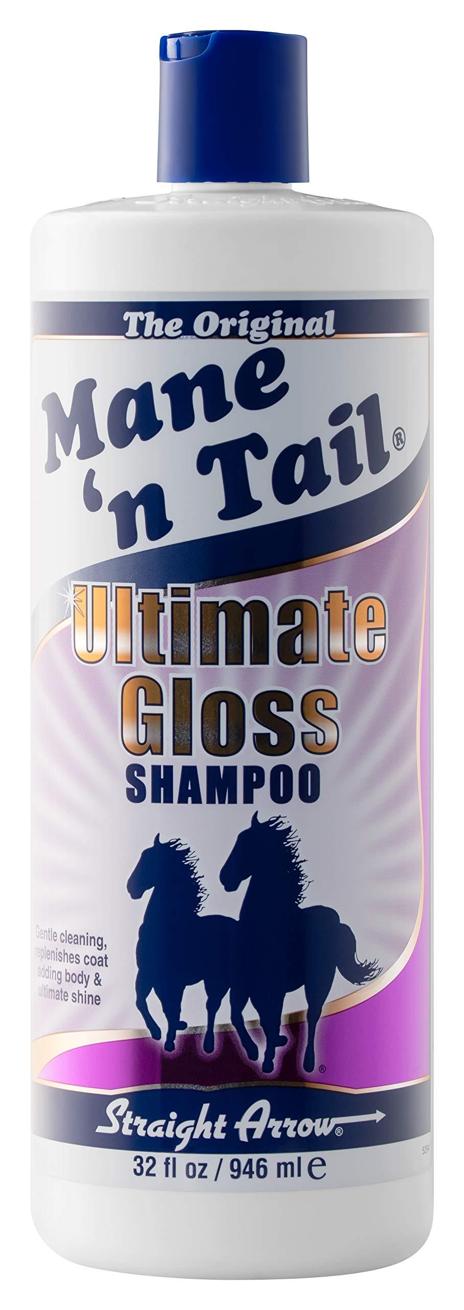 Mane 'n Tail New Ultimate Gloss Shampoo 32oz by Mane 'n Tail