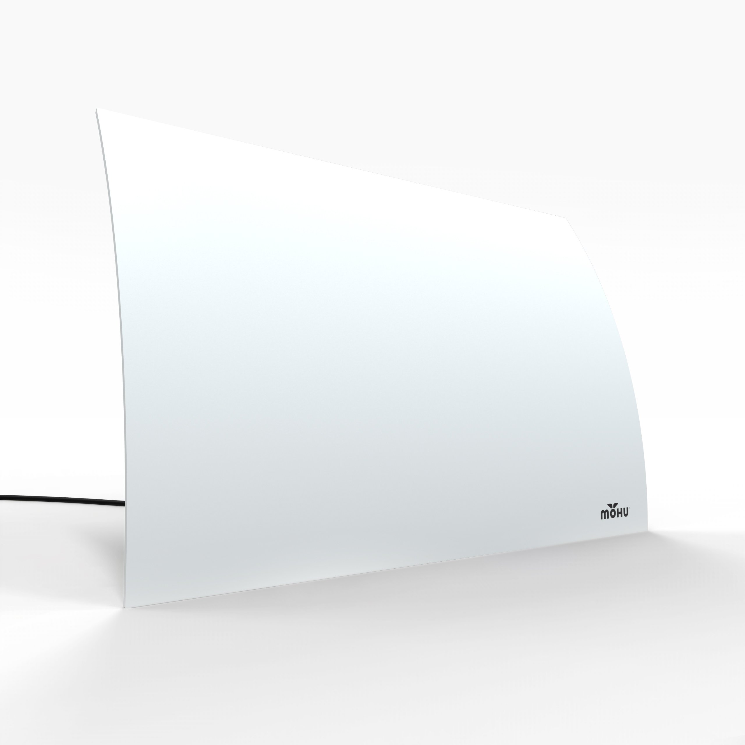 Mohu Flow 40-Mile Range Designer Indoor HDTV Antenna