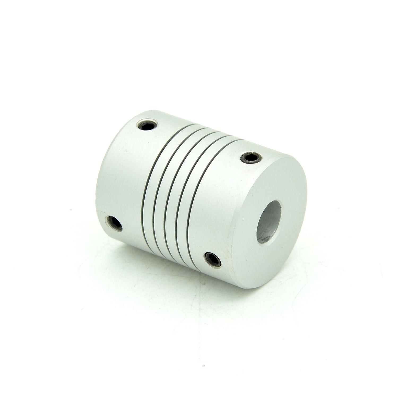 30 Coupling Outer Diameter:20 VXB Brand Japan MJC-20-GR 11mm to 11mm Jaw-Type Flexible Coupling Coupling Bore 2 Diameter:11mm Coupling Length