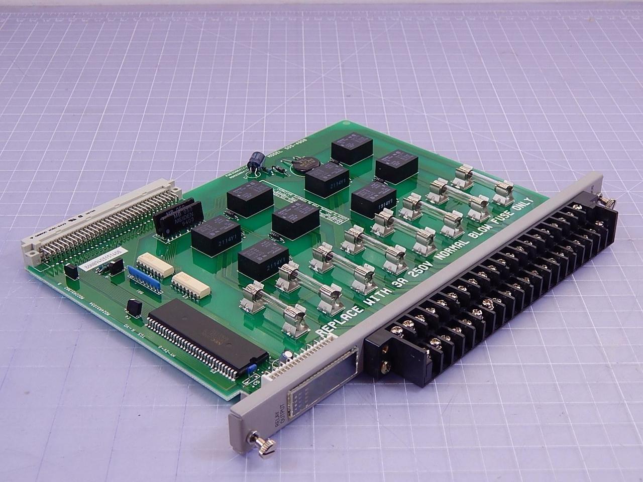 Output Module Texas Instruments 305-21T New Siemens