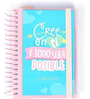 Grupo Erik Editores AGVDP1709 - Agenda escolar Dia Pagina ...