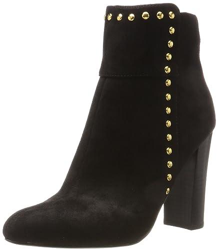 Buffalo Shoes Rk 1607-049-s Imi Suede, Bottes Femme, Noir (Black 01), 40 EU