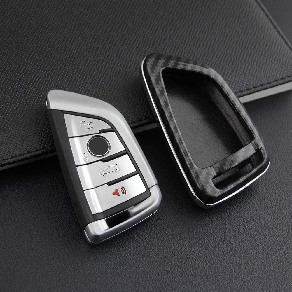 Schlüssel Hülle Für Bmw Schlüsselanhänger Abdeckung Voller Schutz Hartschalen Abdeckungs Schlüsselanhänger Kasten Kompatibel Mit Smart Key Bmw X1 X2 X3 X4 X5 X6 Der Schlüssellosen Bmw Fernbedienung Küche Haushalt
