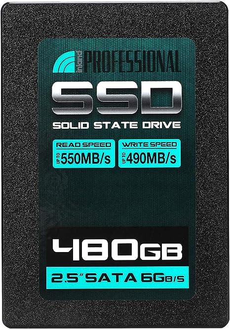 """480GB SATA III 3D NAND Internal Solid State Drive SSD 480 GB 2.5/"""""""