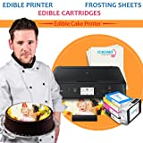 Icinginks Edible Cake Printer Bundle - Includes