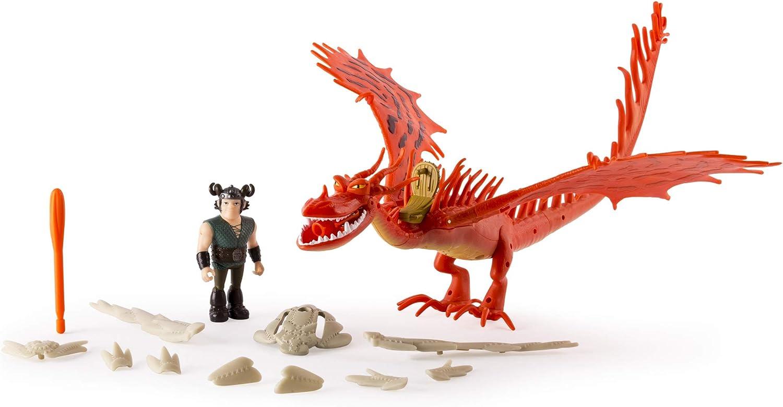 Dragons - Figura con Armadura (Bizak, 61926667): Amazon.es: Juguetes y juegos