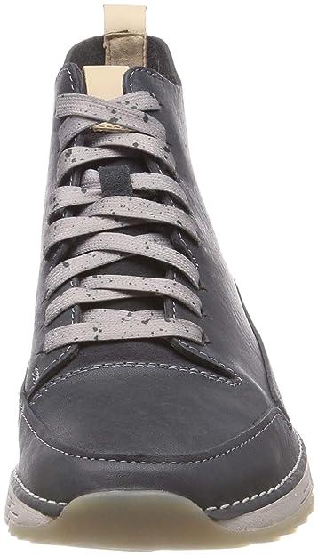 Clarks Tri Free, Sneaker a Collo Alto Donna: Amazon.it