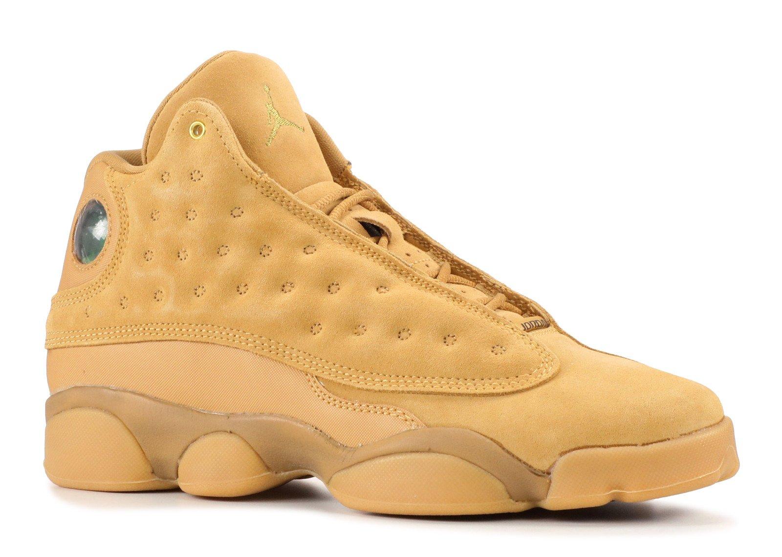 best sneakers 15c0c 88952 NIKE Air Jordan 13 XIII GS BG Boys Kids Youth Wheat Brown 414574-705 US  Size 7Y