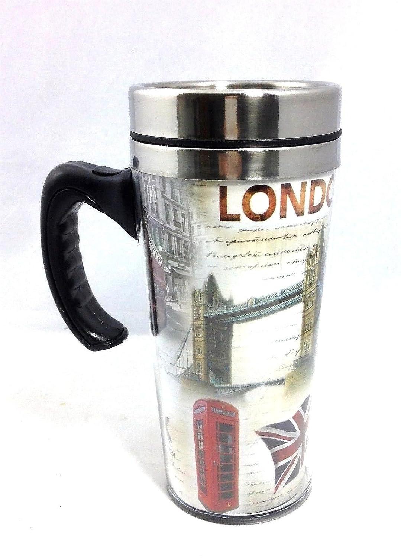 Great British Souvenir Gift Iconic London Travel Mug