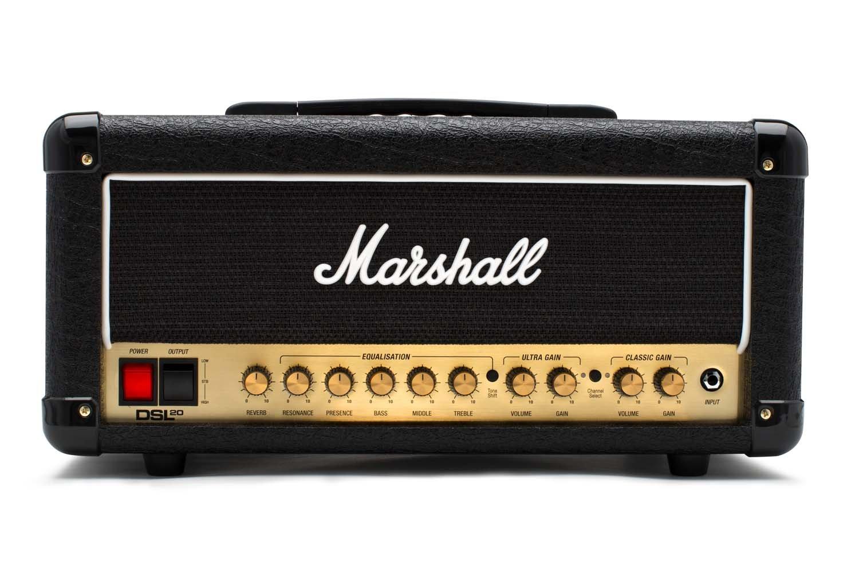 Marshall ギターアンプヘッド 20W DSL20H B079Y3T7WZ 20W20W
