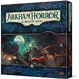Fantasy Flight Games Arkham Horror: El Juego de Cartas de misterios arcanos y Terror Sobrenatural (Edge Entertainment…