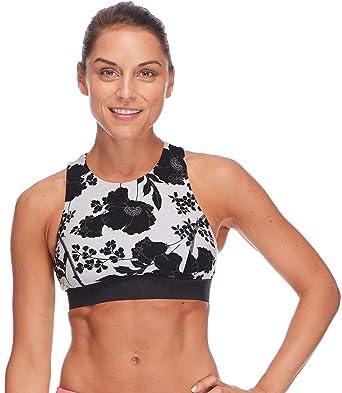 f20805f33f Body Glove Women s Tune Medium Support Activewear Sport Bra at ...