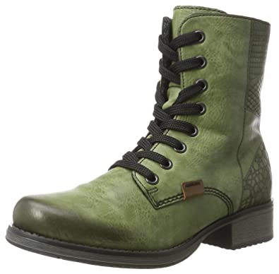 Rieker für Damen (grün / 41) jxGIbuWje