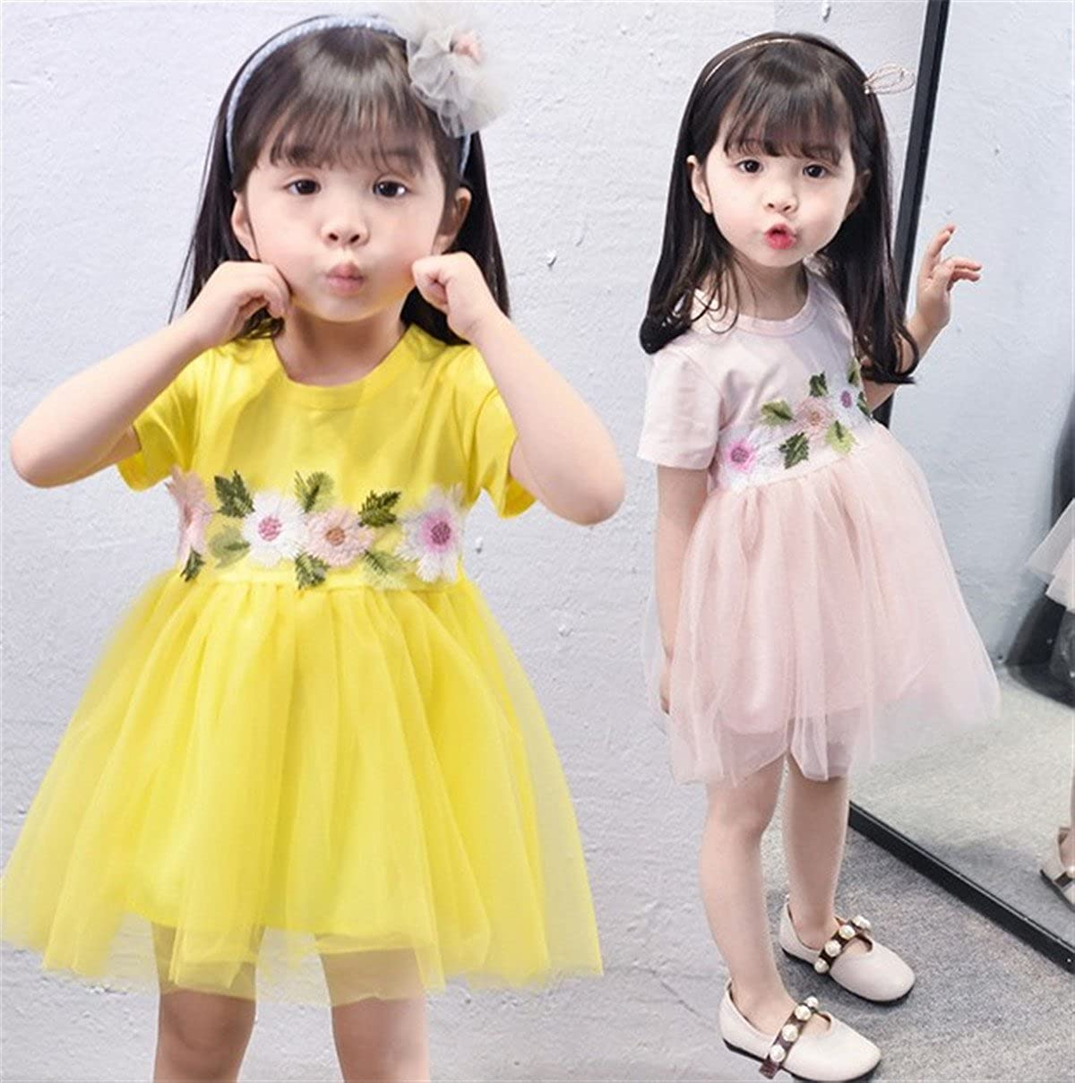 Mornbaby Toddler Kids Baby Girls Knitted Tulle Cap Tutu Dresses Jersey Dress Outfit