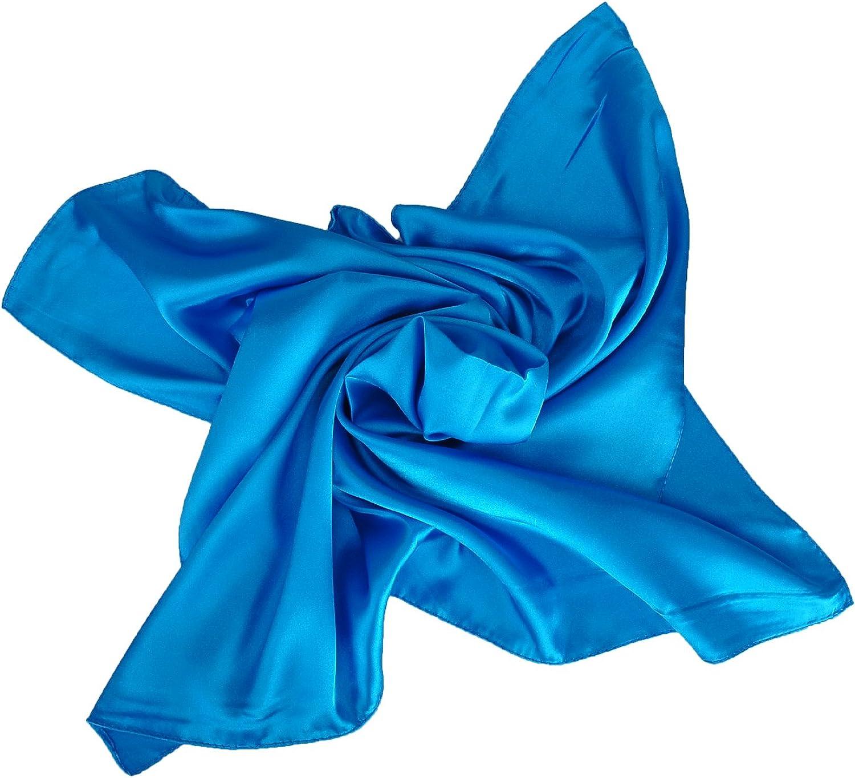 Silk Feel Soft Satin Square...