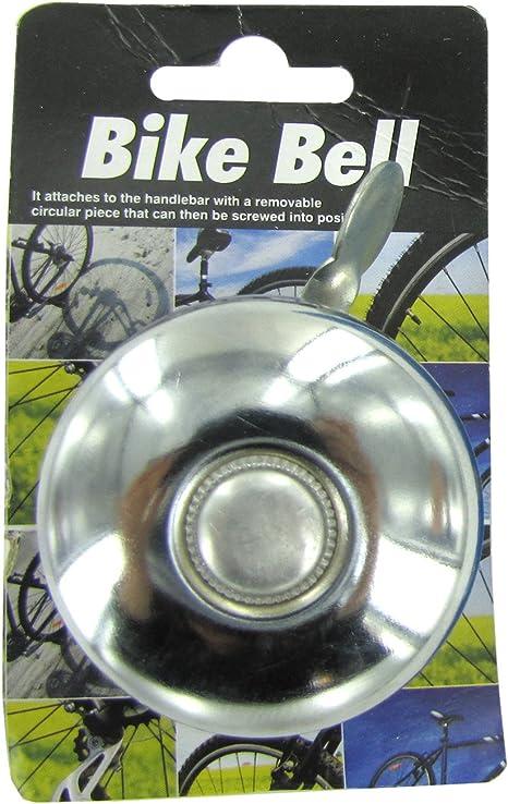Bicycle bell en alliage d/'aluminium Vélo Bell Mountain Bike Guidon alarme cyclisme Ring Bell
