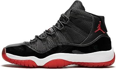 AIR Jordan 11 Black RED (GS) 378038-010
