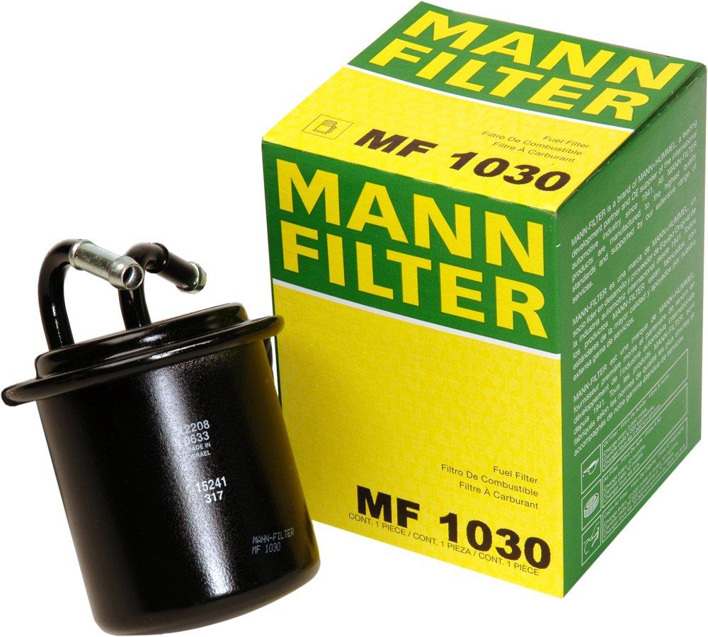 Amazoncom Mann Filter Mf 1030 Fuel Automotive Subaru