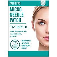PATCH PRO Trouble Dr. Microneedle Patch 9pcs Puistjes, acne, onzuiverheden Patch om huidgenezing te stimuleren met…