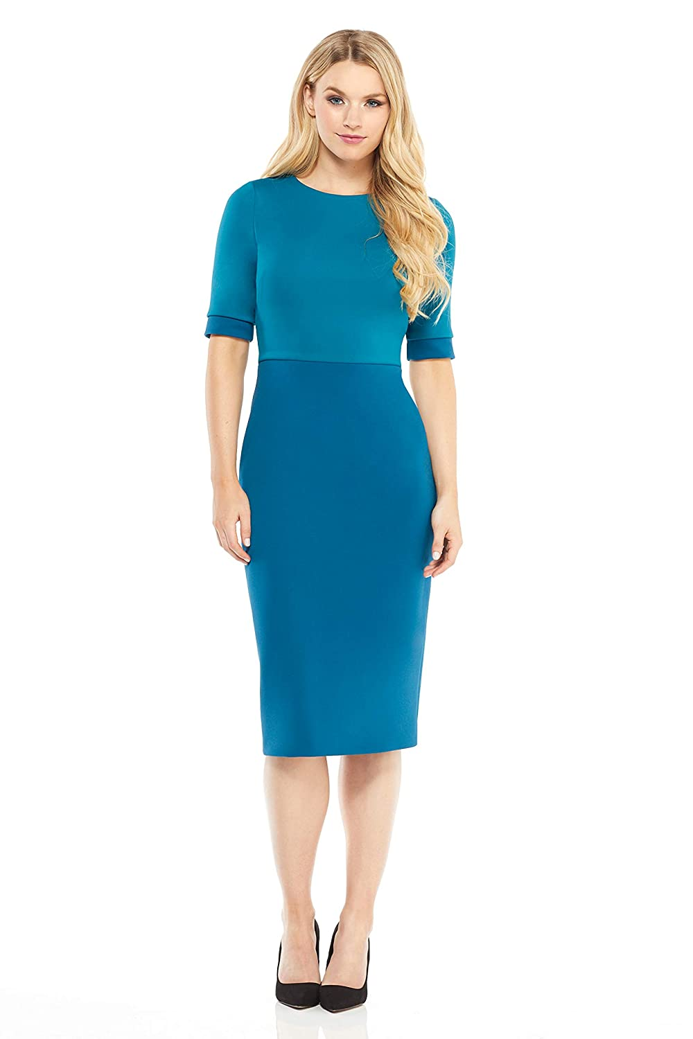 bluee bluee Maggy London Ellia Midi