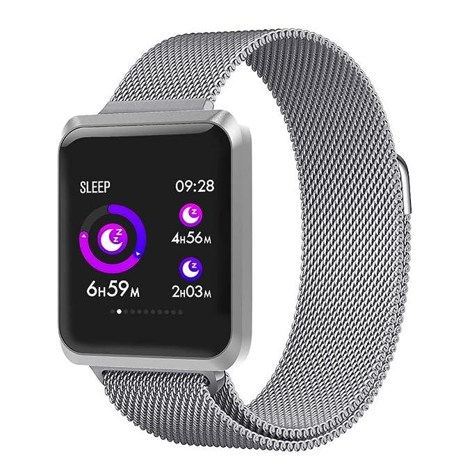 KTCLE Smartwatch Reloj Inteligente Relojes Pulsera de Actividad ...