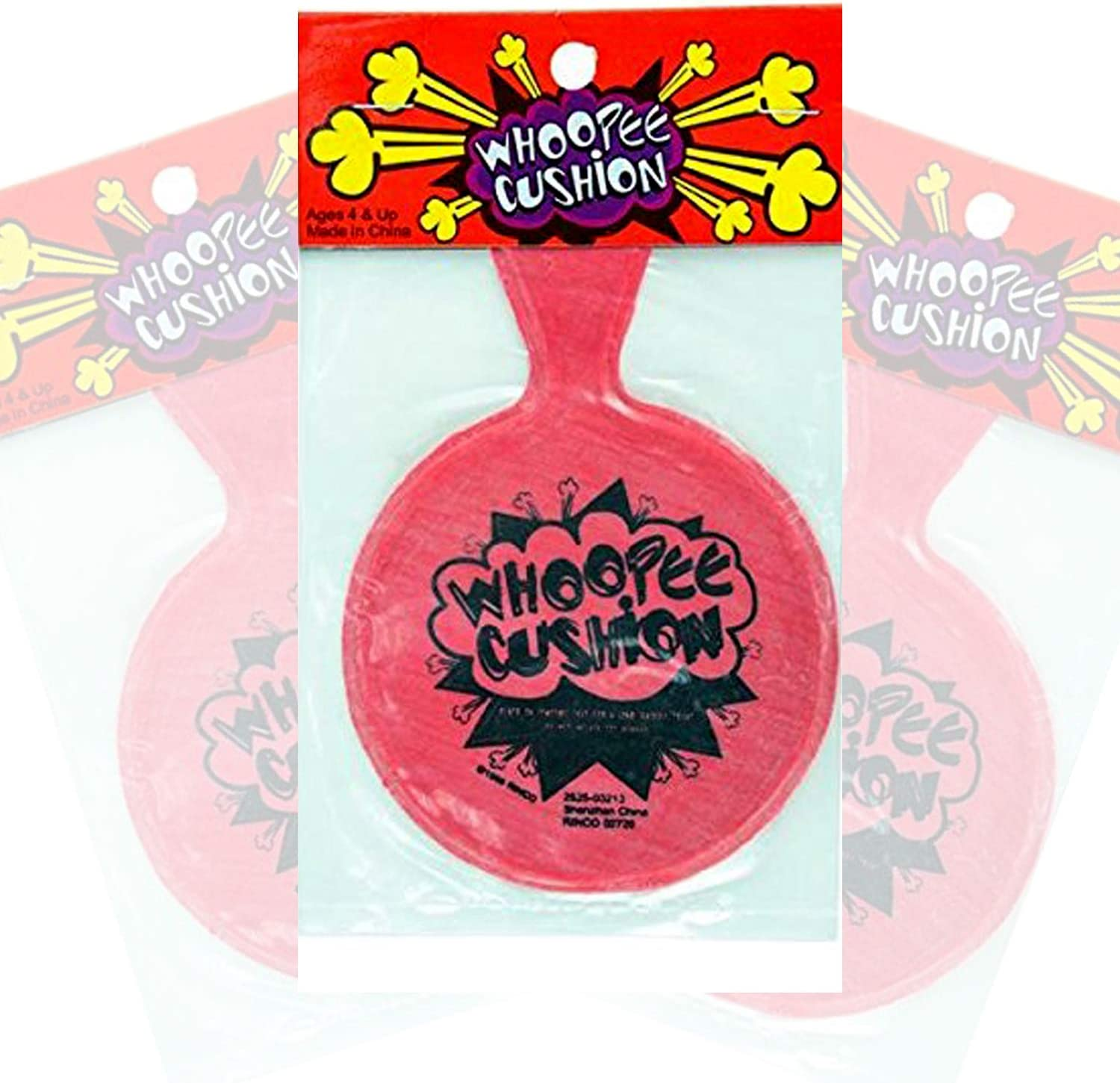 Lil/' Stinker Whoopee Cushion 6
