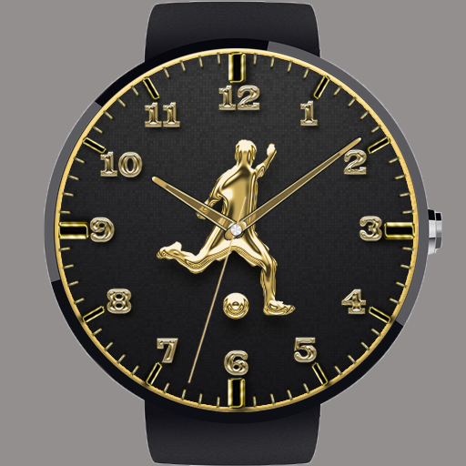 Golden Luxury 50 Watch Faces Pack