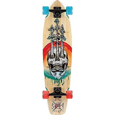 Sector 9 Mens Danger Fort Point Complete Skateboard, Assorted, 34: Toys & Games