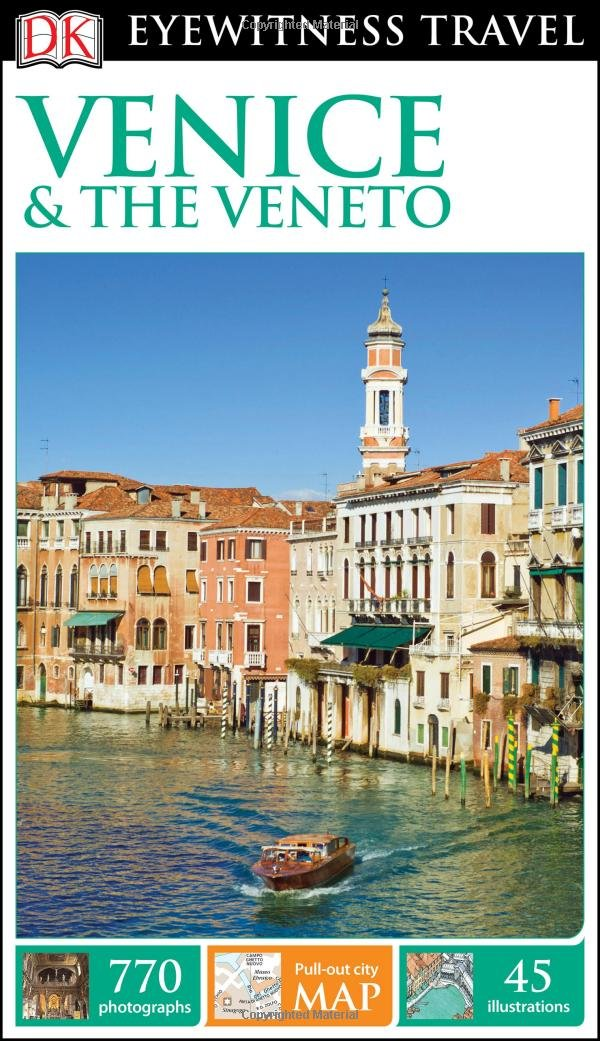 DK Eyewitness Travel Guide Venice