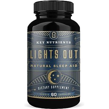 top selling KEY NUTRIENTS Natural Sleep Aid