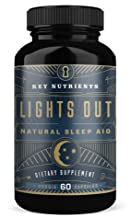 KEY NUTRIENTS Natural Sleep Aid