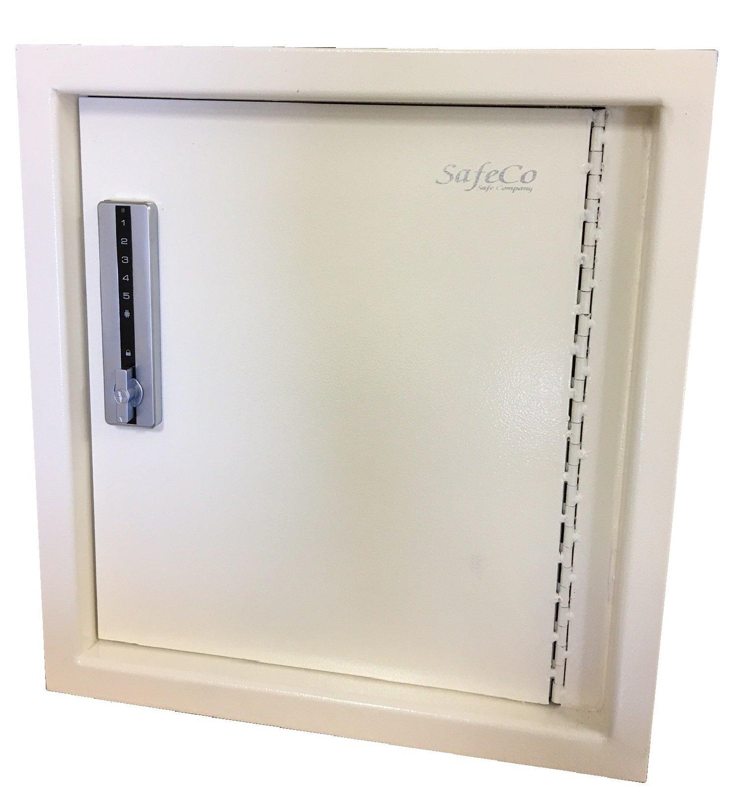 SafeCo WS1616E Hidden Wall Safe