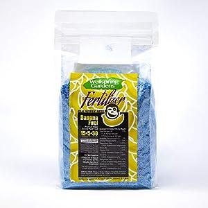 Water Soluble Banana Fertilizer