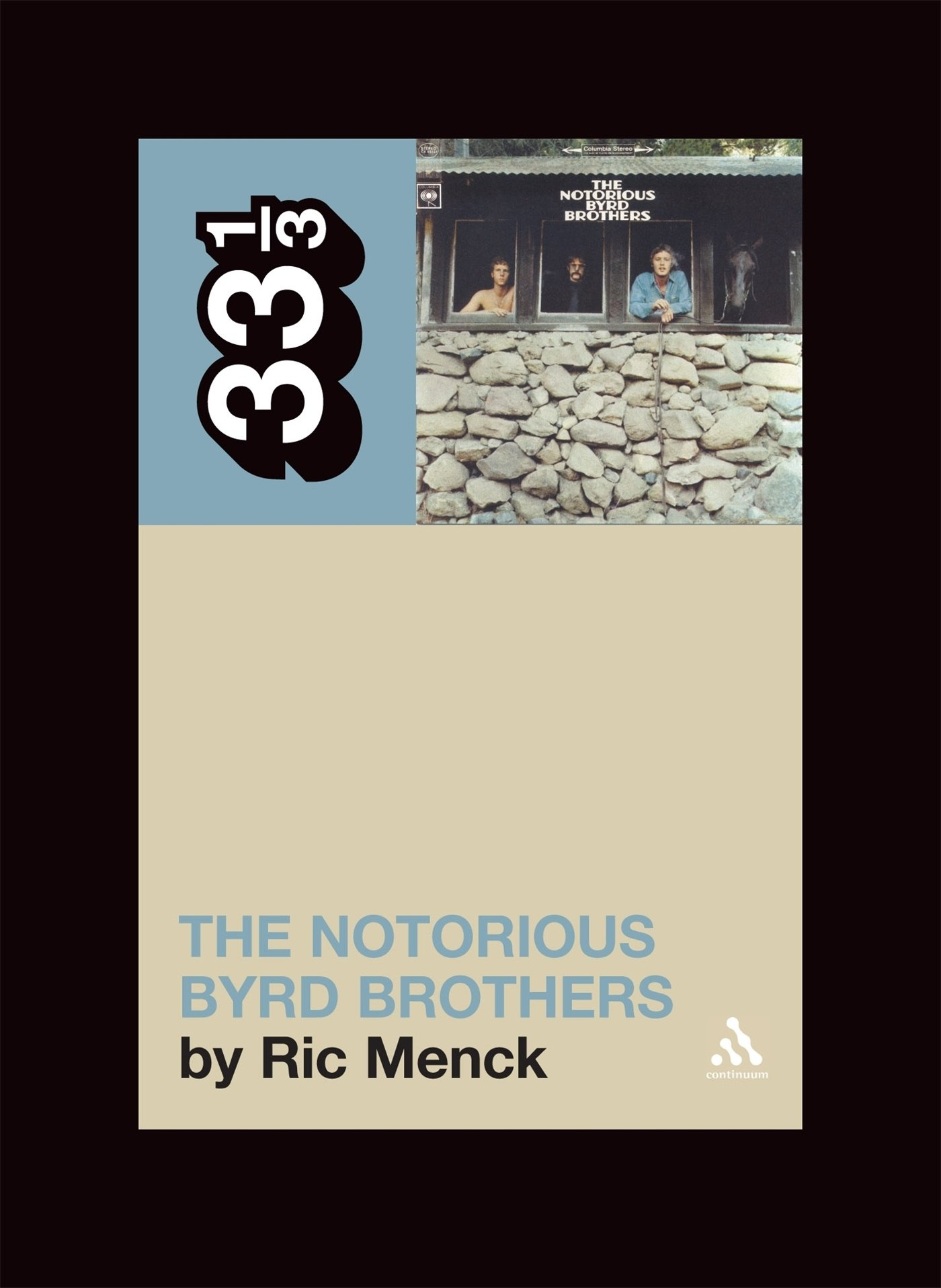 The Byrds' Notorious Byrd Brothers (33 1/3) ebook