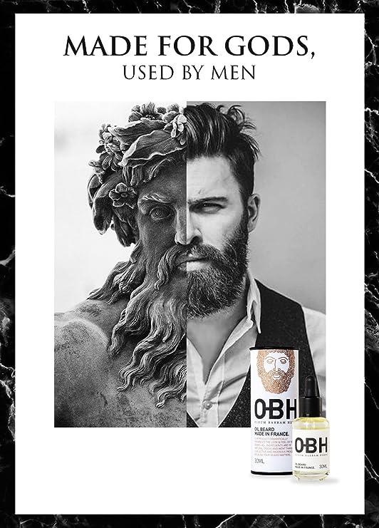 Aceite Para Barba Premium ○ Ingredientes naturales de ...