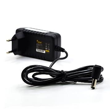 Cargador Universal LEICKE ULL 9V 1A 9 Vatios|Clavija de 5,5*2,5mm |Para impresora de etiquetas, impresora, escáner, fax, Switch, routers, pantallas ...