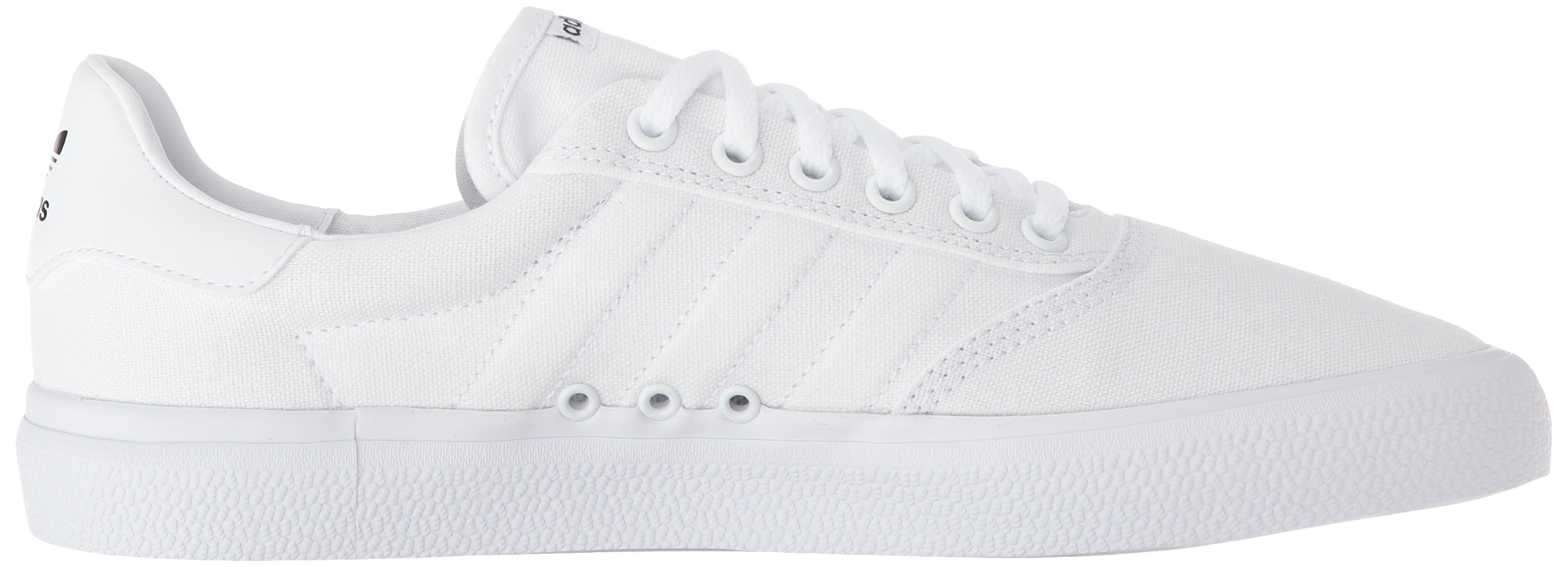 adidas Originals Unisex-adult 3 MC Skate Shoe White/Gold Metallic, 5.5 M US by adidas Originals (Image #9)
